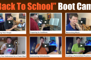 Back to School Boot Camp WP Post